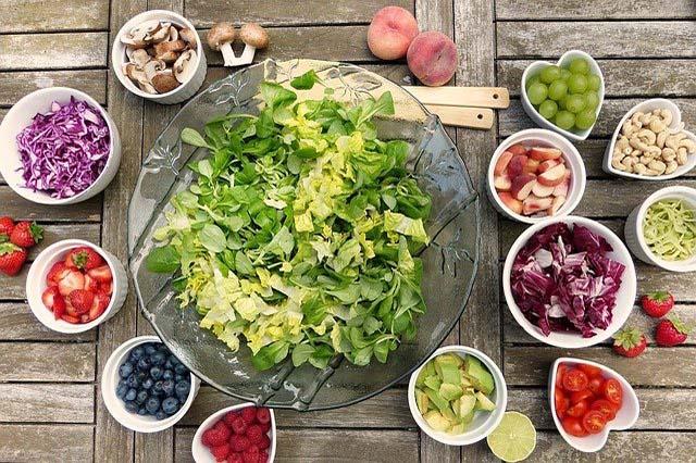 Healthy Foods - Salad